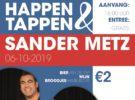 Happen & Tappen met Sander Metz
